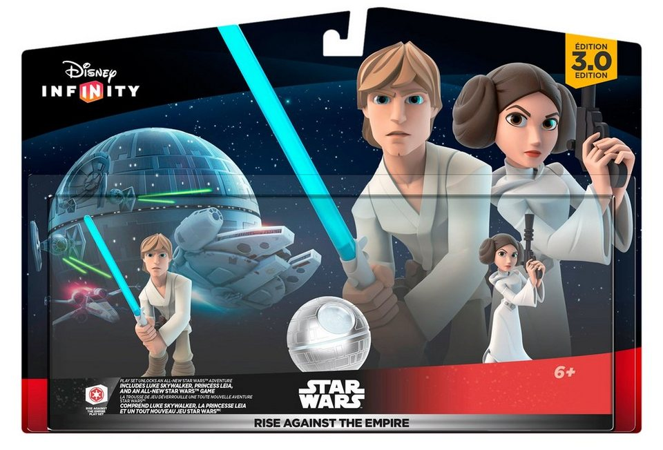 DISNEY Infinity 3.0 »Playset Rise Against The Empire«