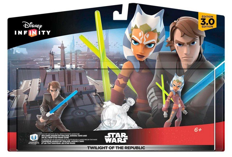 DISNEY Infinity 3.0 »Playset Twillight Of The Republic«