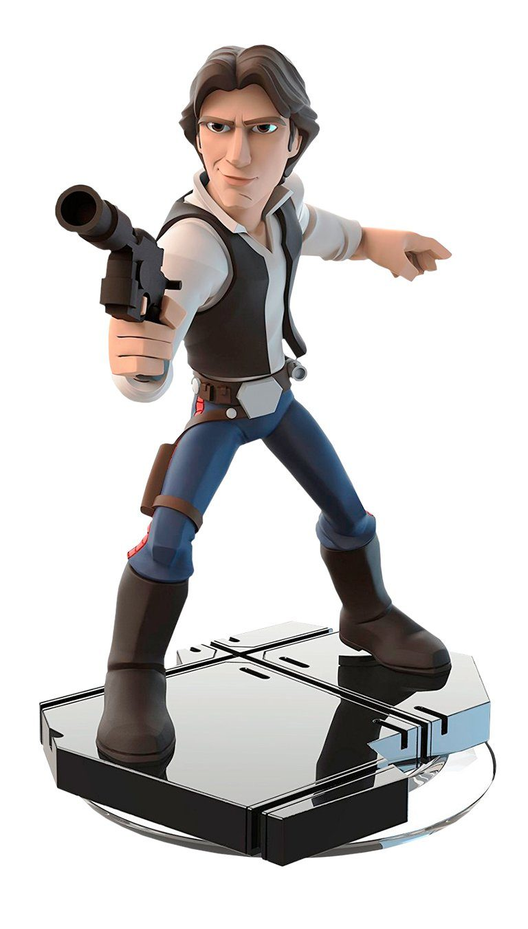 DISNEY Infinity 3.0 »Einzelfigur Han Solo«