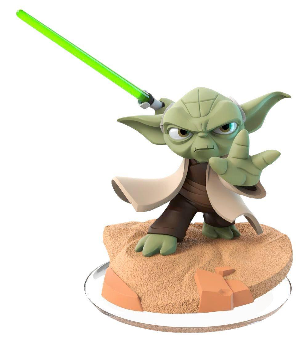 DISNEY Infinity 3.0 »Light FX Einzelfigur Yoda«