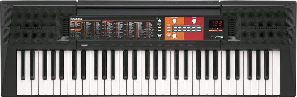 Yamaha Keyboard, »PSR F51«