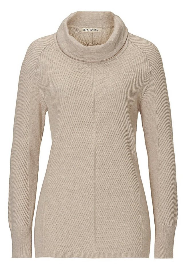Betty Barclay Strickpullover in Beige - Braun