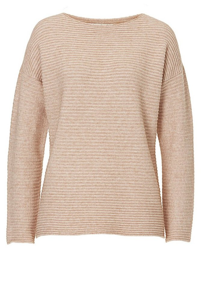 Betty Barclay Strickpullover in Smoky Rose - Rot