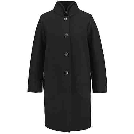 Gerry Weber Jacke Strick »Oversize Jacke aus gekochter Wolle«