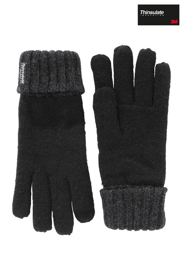 Next Handschuhe aus Thinsulate® in Black