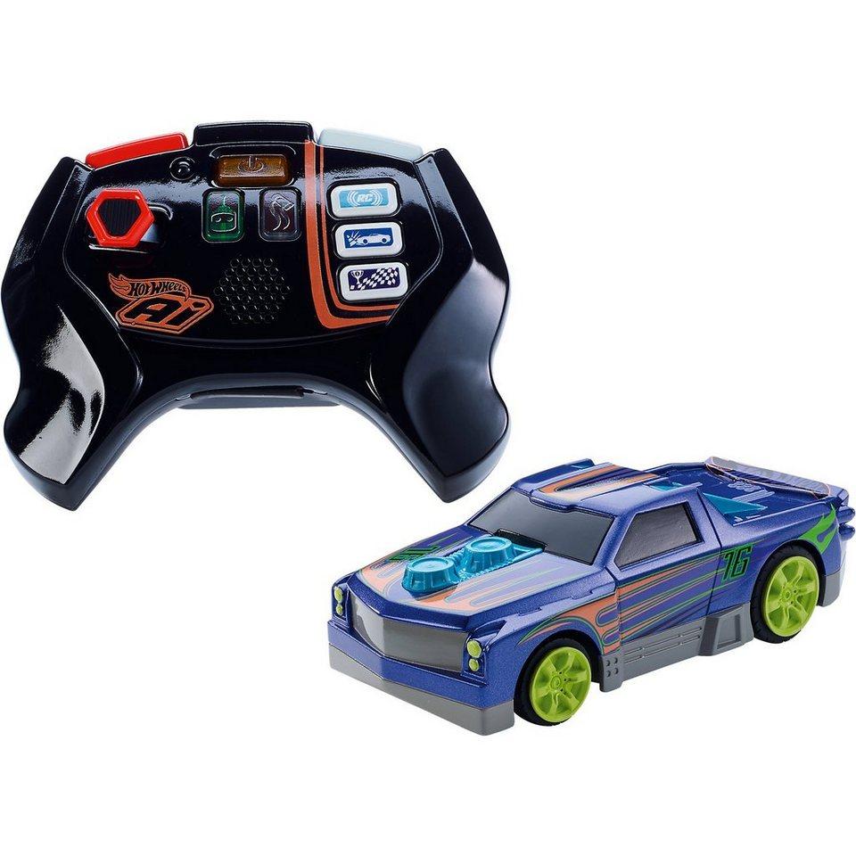 Mattel Hot Wheels A.i. – Smart Car Turbo Diesel + Controller