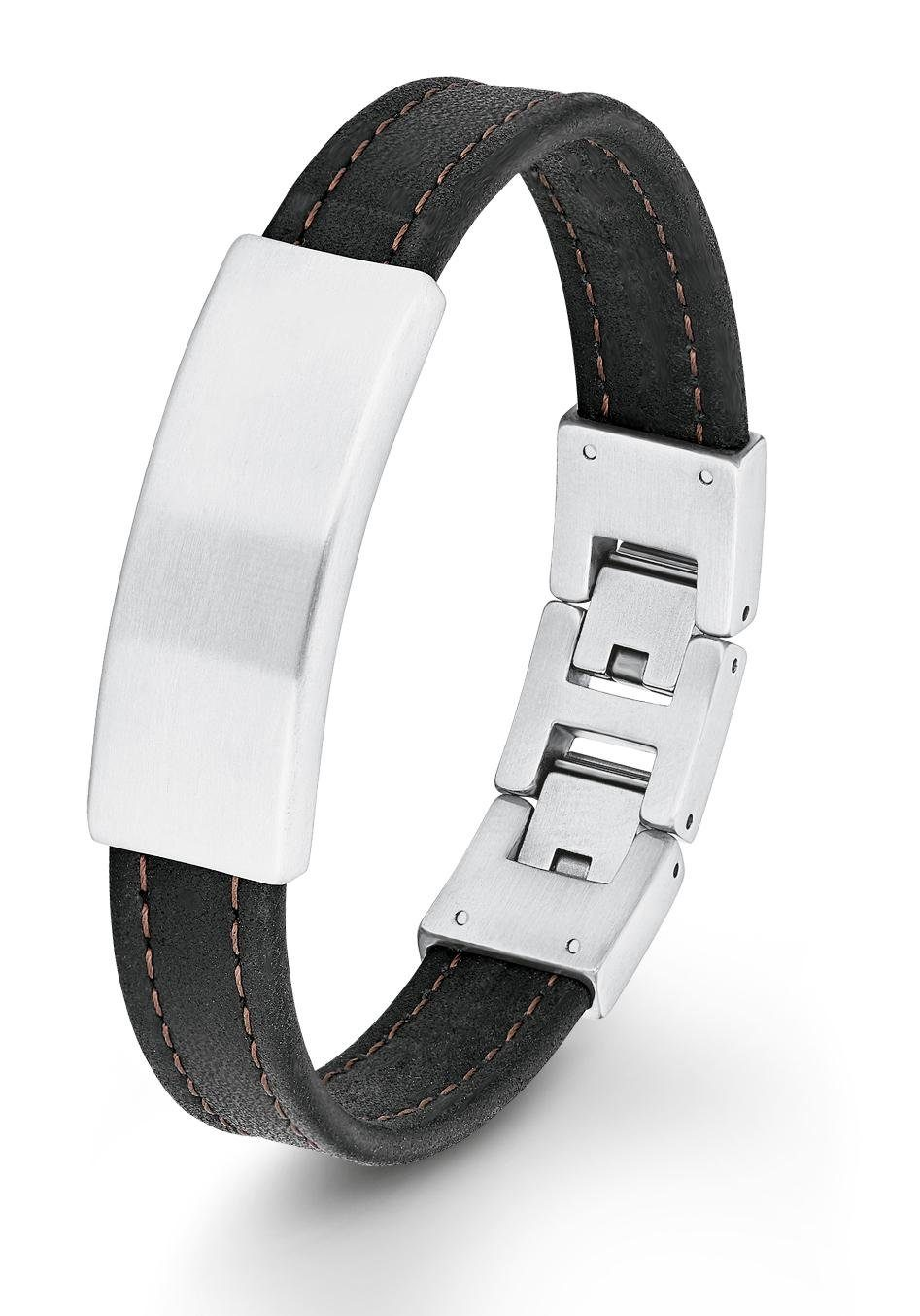 s.Oliver RED LABEL Lederarmband »2012583«
