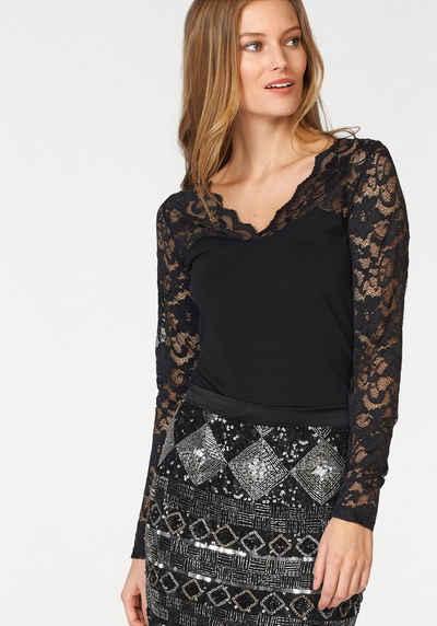 99e0b807f19fe7 Elegante Damen-Shirts für den Abend online kaufen