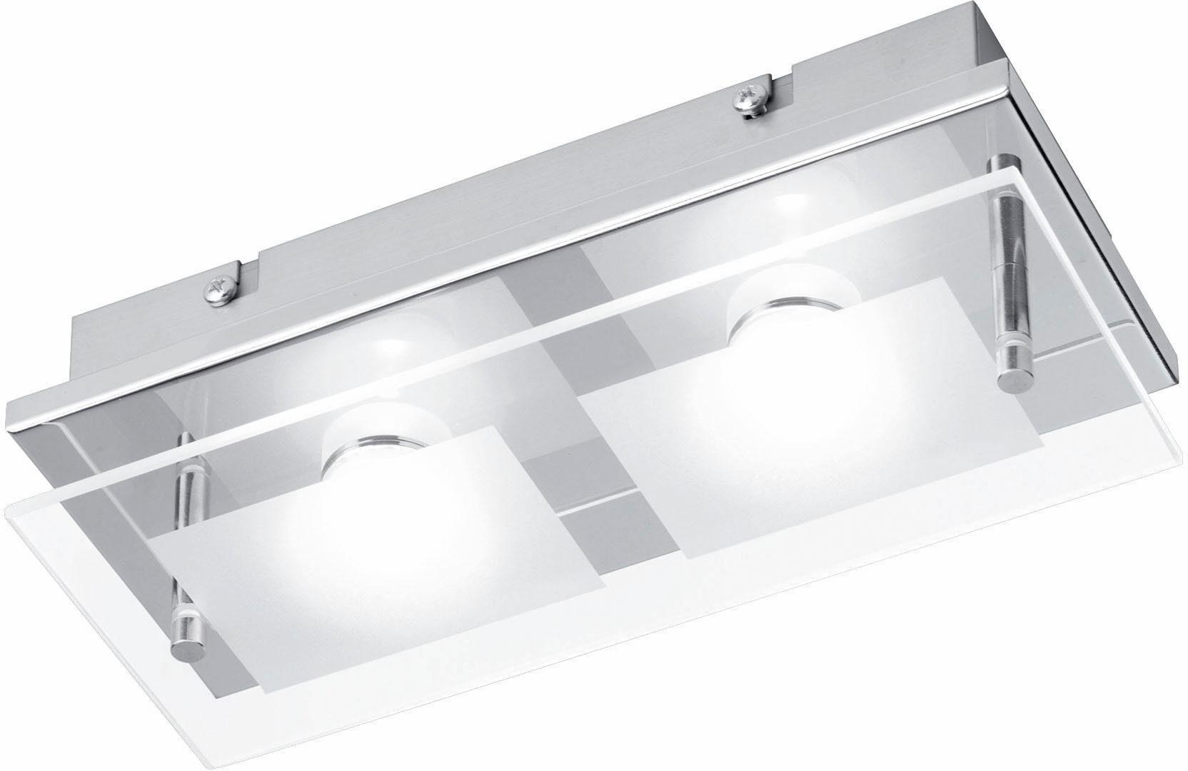 Paul Neuhaus LED-Deckenleuchte, 2flg., »CHIRON«