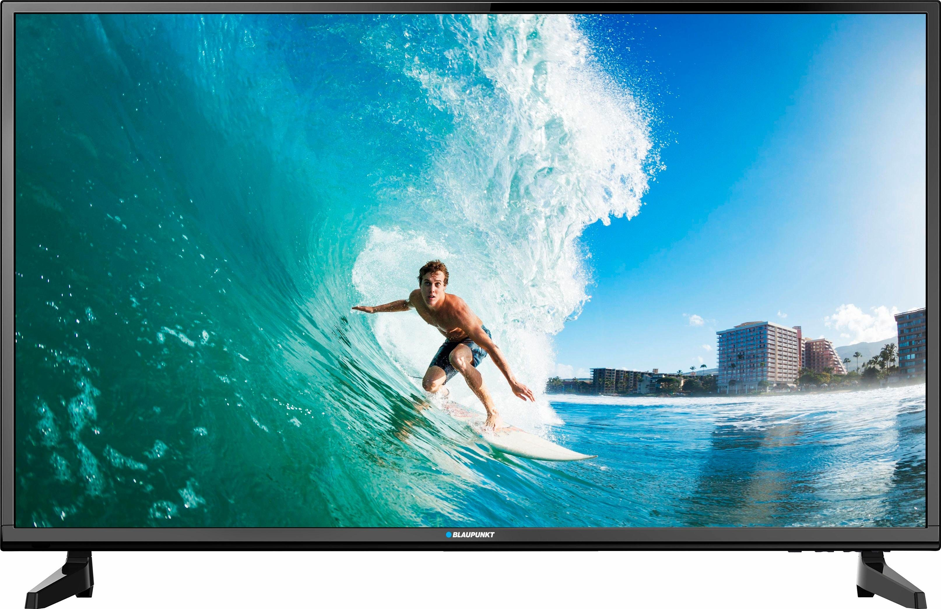 Blaupunkt B49M148T2CS Smart, LED Fernseher, 123 cm (49 Zoll), 1080p (Full HD), Smart-TV