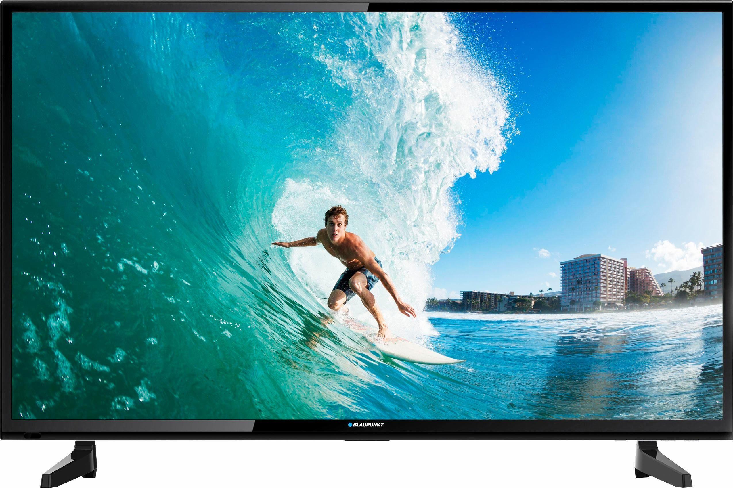 Blaupunkt BLA-32/148M-GB-11B-EGBQUX-EU, LED Fernseher, 81 cm (32 Zoll), HD-ready 720p, Smart-TV