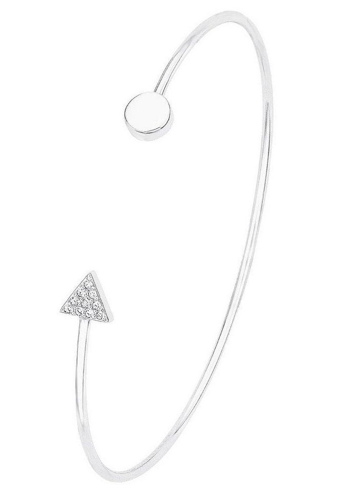 s.Oliver RED LABEL Armspange »2012503« mit Zirkonia in Silber 925
