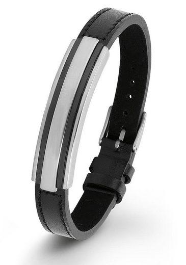 s oliver red label lederarmband 2012471 kaufen otto. Black Bedroom Furniture Sets. Home Design Ideas