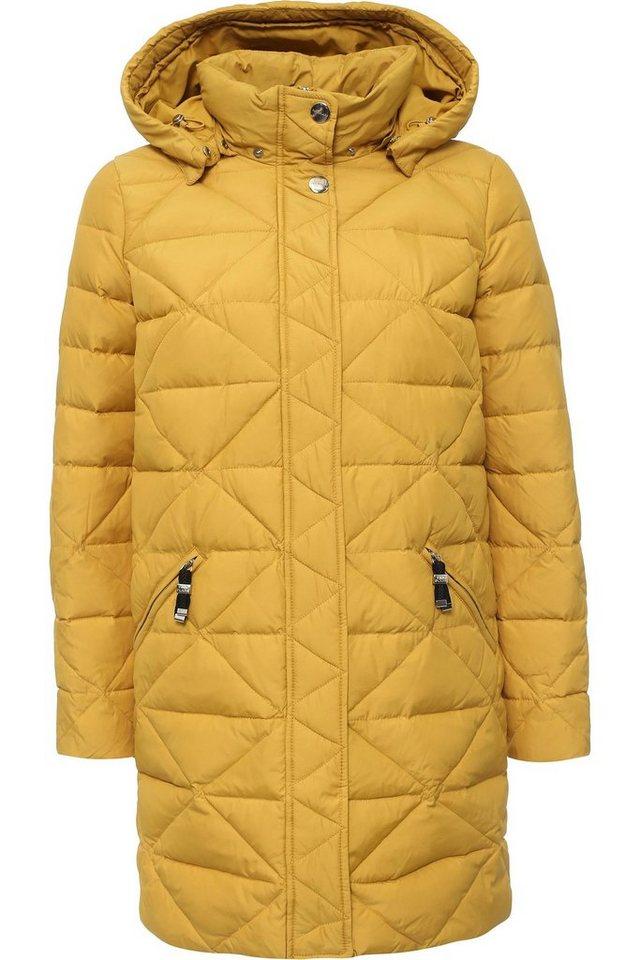 Finn Flare Down Jacket in amber