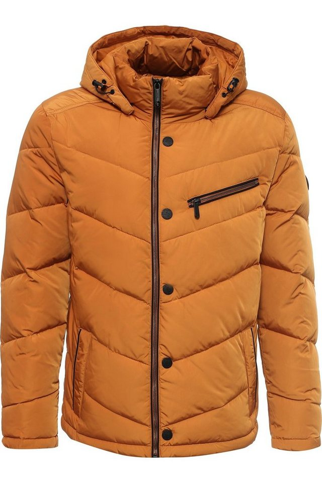 Finn Flare Down Jacket in autumn