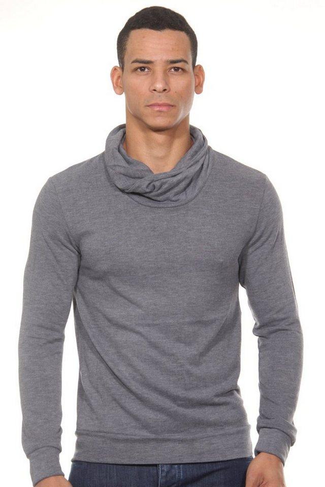 CAZADOR Sweater regular fit in grau