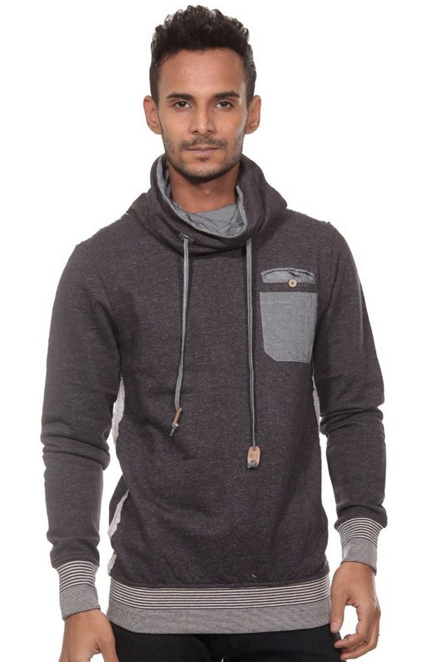 CAZADOR Sweater regular fit in anthrazit
