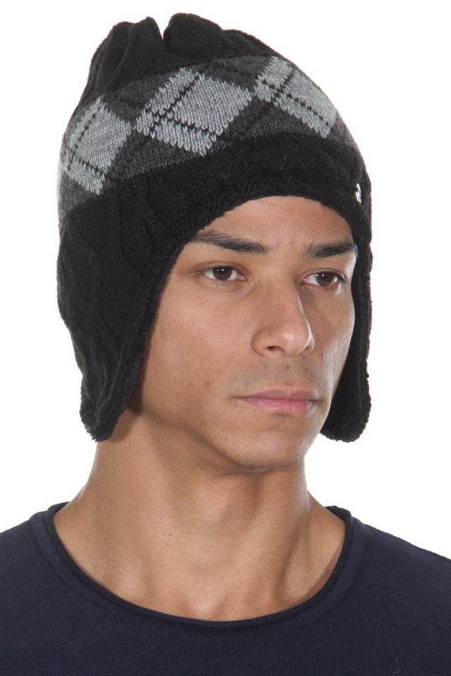 CAZADOR Mütze in schwarz