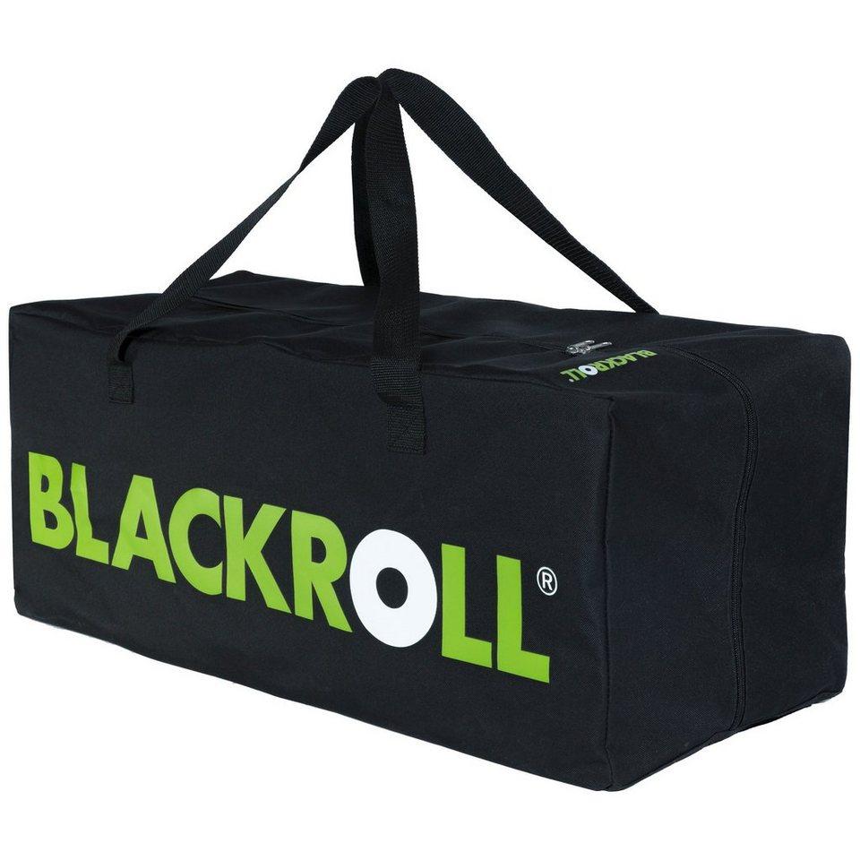 BLACKROLL Blackroll Trainer Tragetasche in schwarz / grün