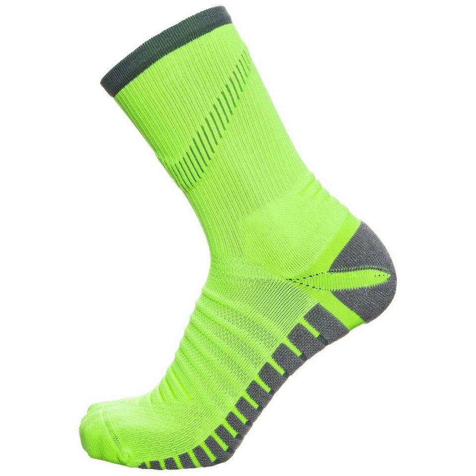 NIKE Strike CR7 Crew Socken Herren in gelb / graugrün