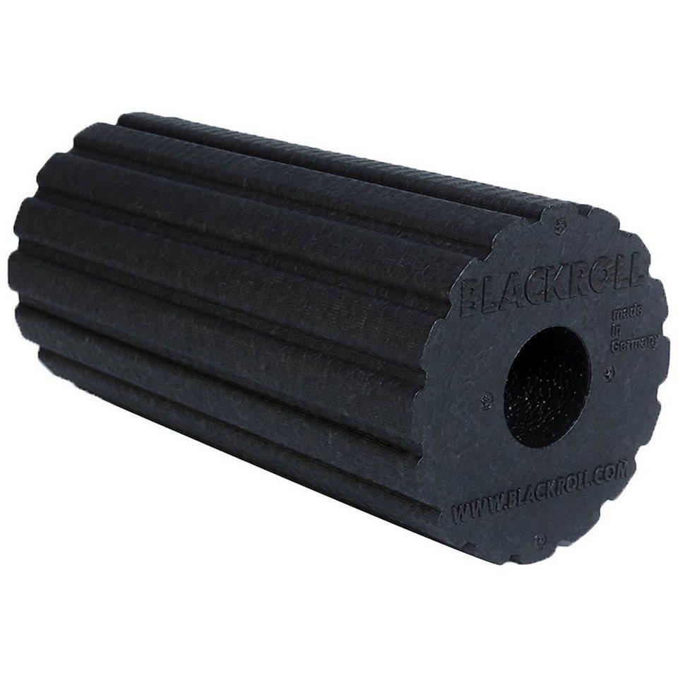 BLACKROLL Blackroll Groove Standard Faszienrolle in schwarz