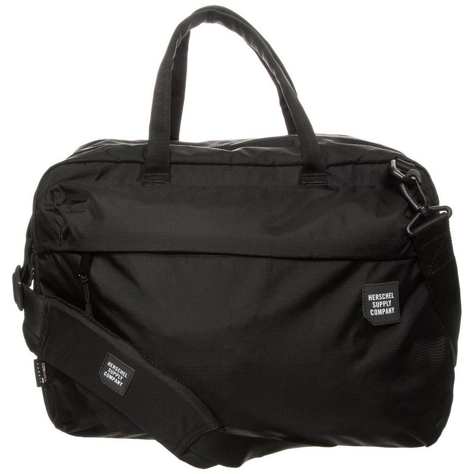 Herschel Britannia Messenger Tasche in schwarz