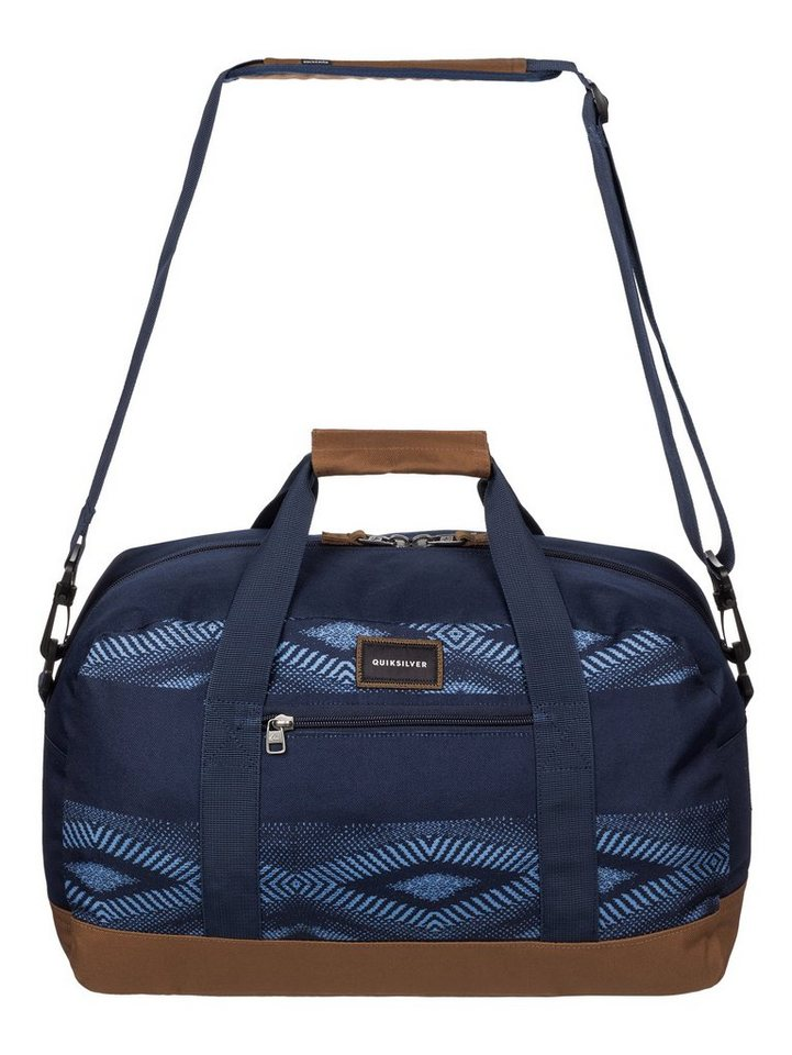Quiksilver Duffle Bag »Small Shelter« in Captains blue
