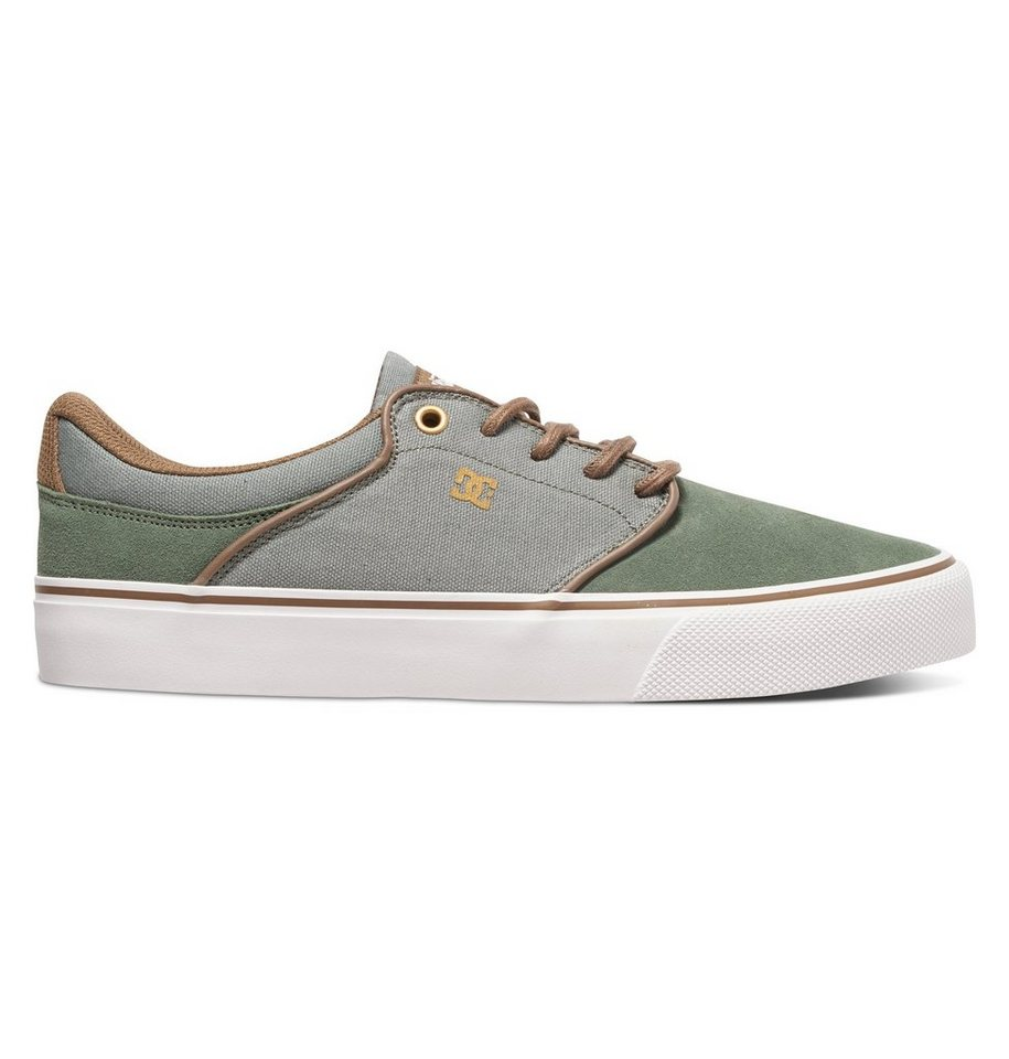 DC Shoes Low top »Mikey Taylor Vulc« in Olive