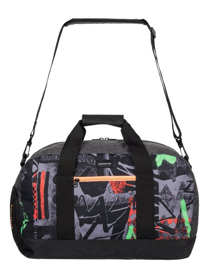 Quiksilver Duffle Bag »Medium Shelter« in Lime punch