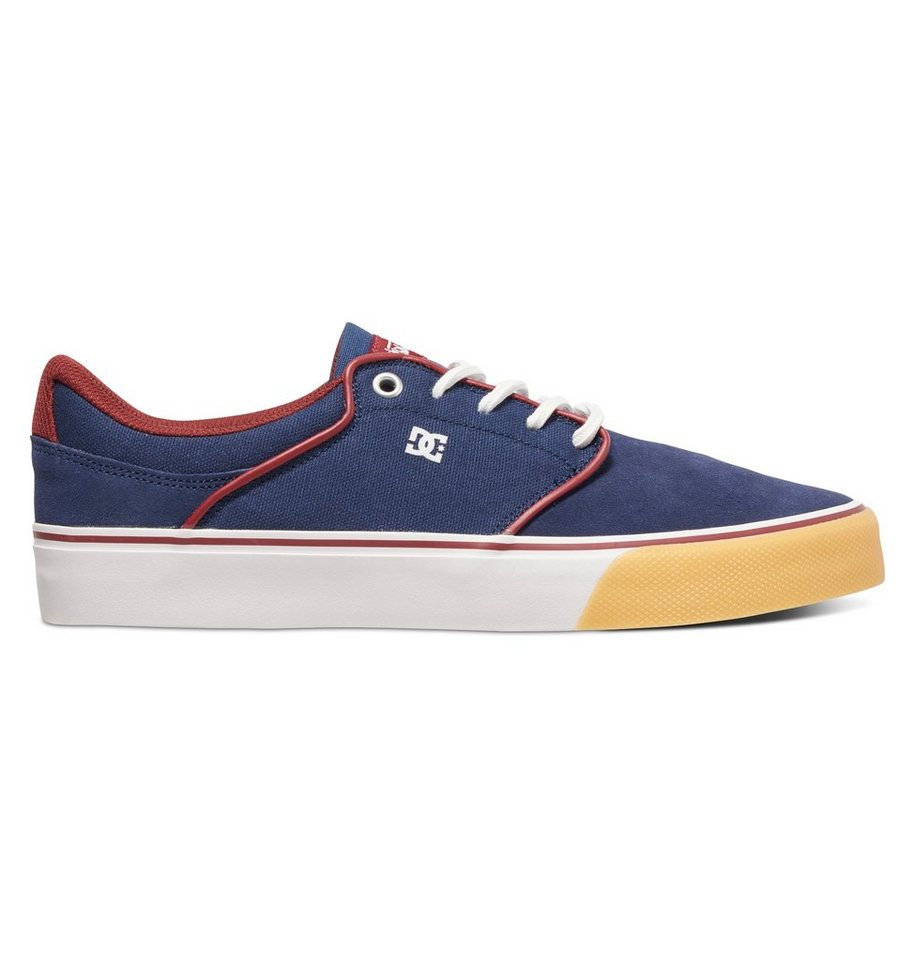 DC Shoes Low top »Mikey Taylor Vulc« in Navy/red