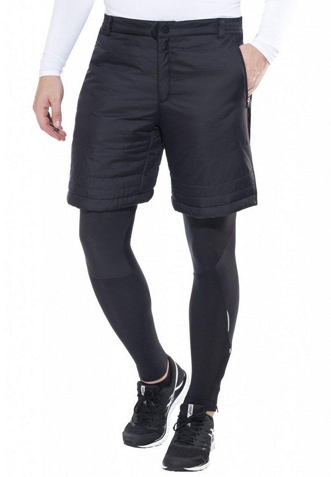 Craft Laufhose »Insulation Shorts Men« in schwarz