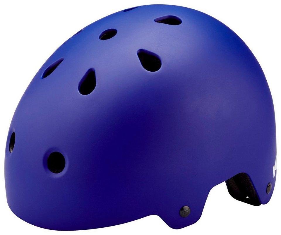 Kali Fahrradhelm »Maha Solid Helm« in blau