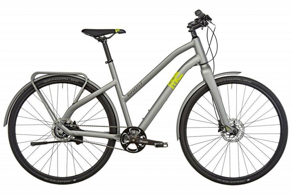 Ghost Fahrrad »Square Urban 4 Miss« in grau