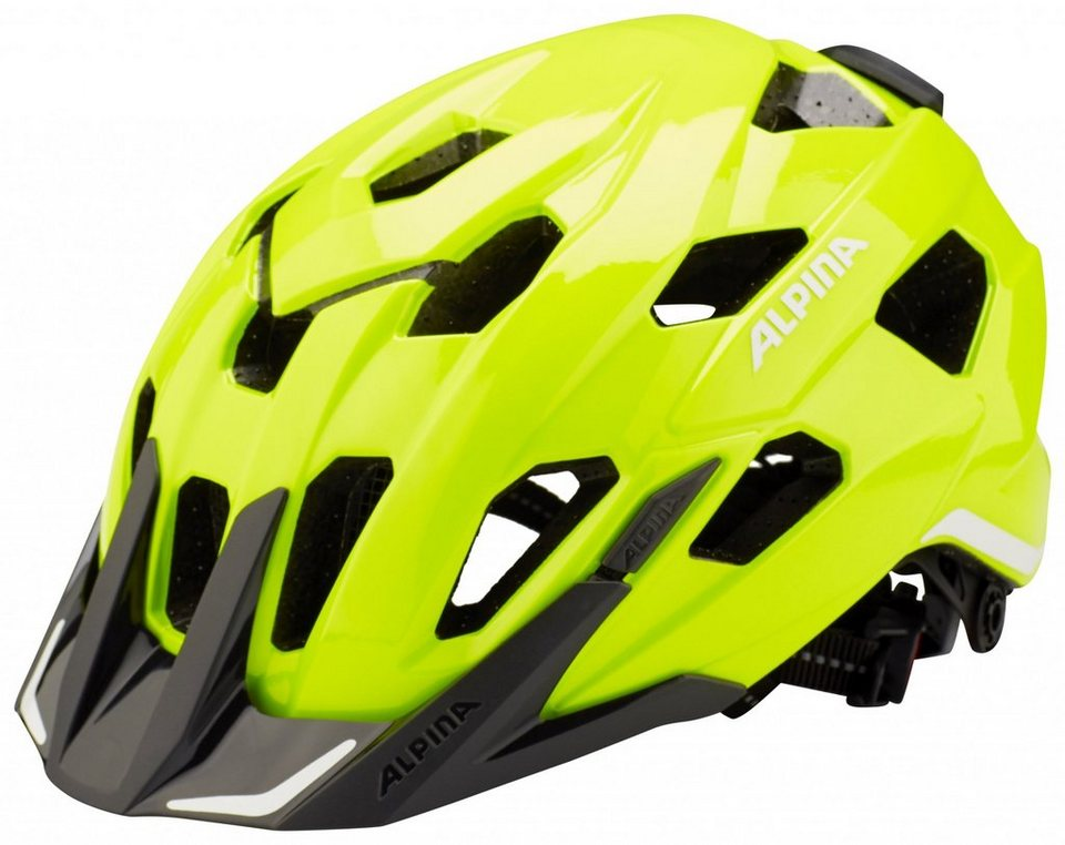 Alpina Fahrradhelm »Yedon City Helm« in gelb