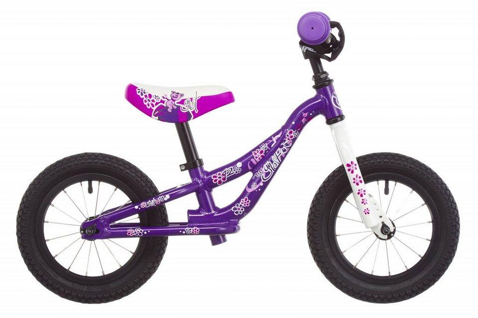 "Ghost Kinderfahrzeug »Powerkiddy 12""« in pink"