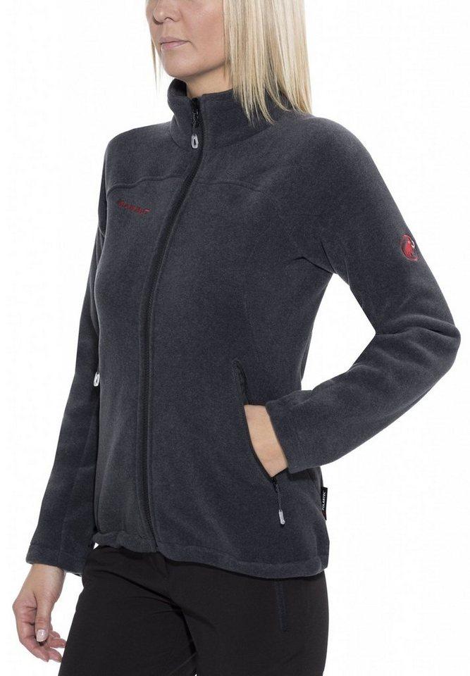 Mammut Outdoorjacke »Innominata Advanced ML Jacket Women« in schwarz