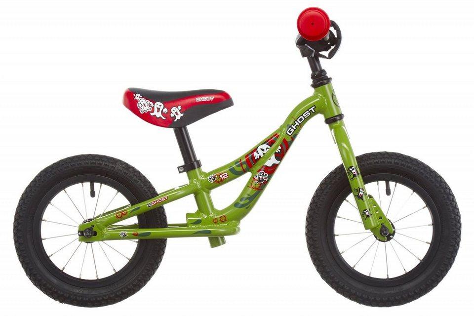 """Ghost Kinderfahrzeug »Powerkiddy 12""""« in grün"""