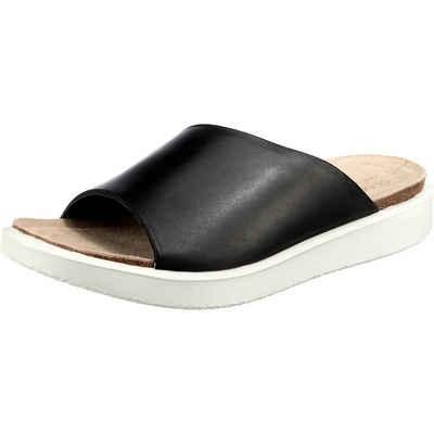 Ecco »Ecco Corksphere Sandal Komfort-Pantoletten« Pantolette