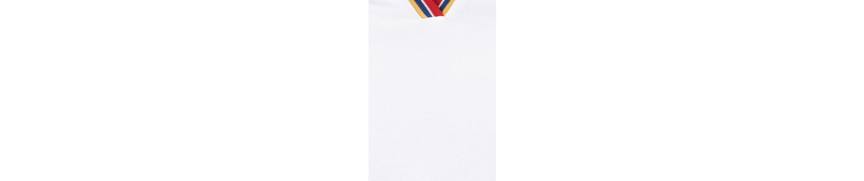 Poloshirt mit Kontrastblenden Hilfiger Denim Poloshirt Kontrastblenden Hilfiger mit Denim Hilfiger Denim I5rrEwq