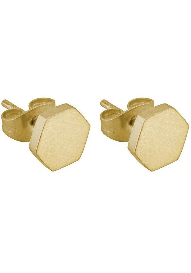 Liebeskind Paar Ohrstecker »LJ-0056-E-07« in goldfarben
