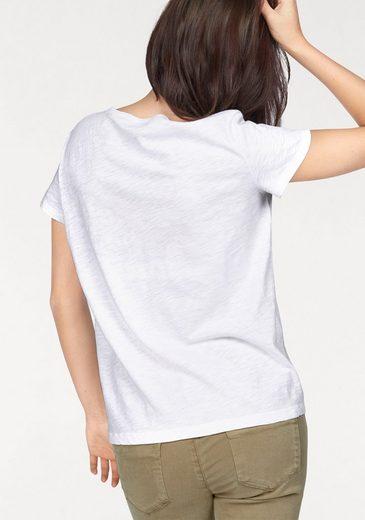 Marc O'Polo T-Shirt, mit unterschiedlichen Frontmotiven