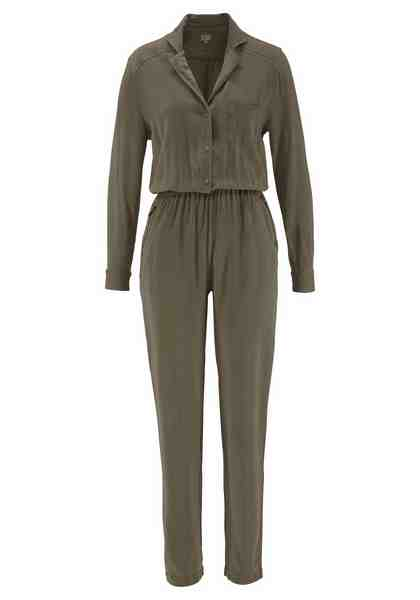 Pepe Jeans Overall »DAISY«, im Military-Look