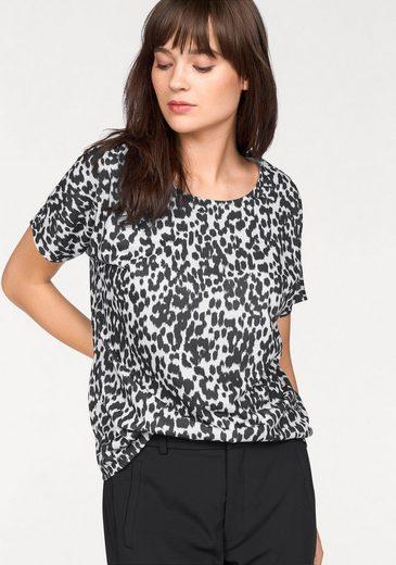 InWear T-Shirt Yoki, mit unterschiedlichen Allover Prints
