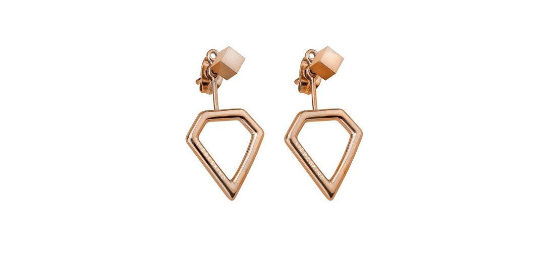 Liebeskind Paar Ohrhänger »LJ-0045-E-16« mit abnehmbaren Einhängern