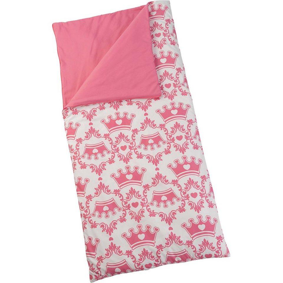 KidKraft Schlafsack, Prinzessin in pink