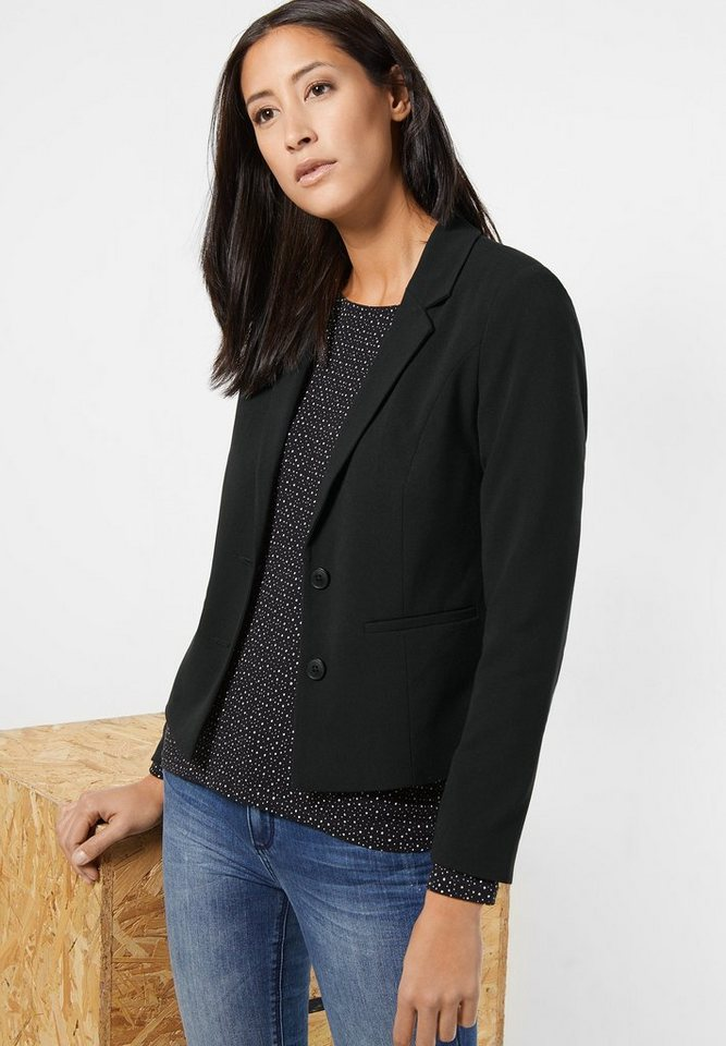 Street One Blazer Isolde in Black