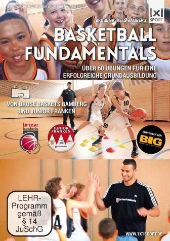 DVD »Basketball Fundamentals Die Wichtigsten Übungen«