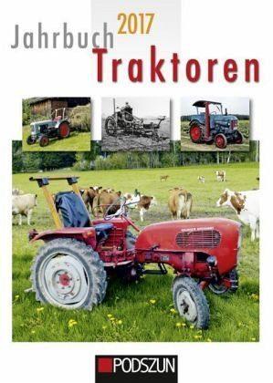 Gebundenes Buch »Jahrbuch Traktoren 2017«