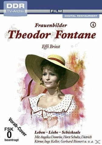 DVD »Theodor Fontane - Frauenbilder, Vol. 4«