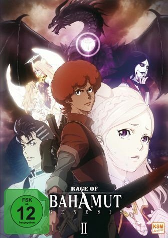 DVD »Rage of Bahamut - Genesis Vol. 2«